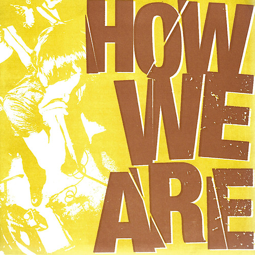 How We Are - How We Are - 2000.jpg