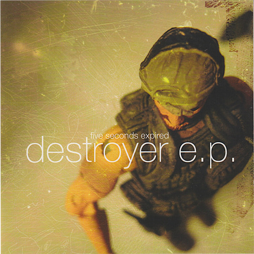Five Seconds Expired - Destroyer EP - 2000.jpeg