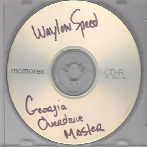 Waylon Speed - Georgia Overdrive (Master) - 2000.jpeg
