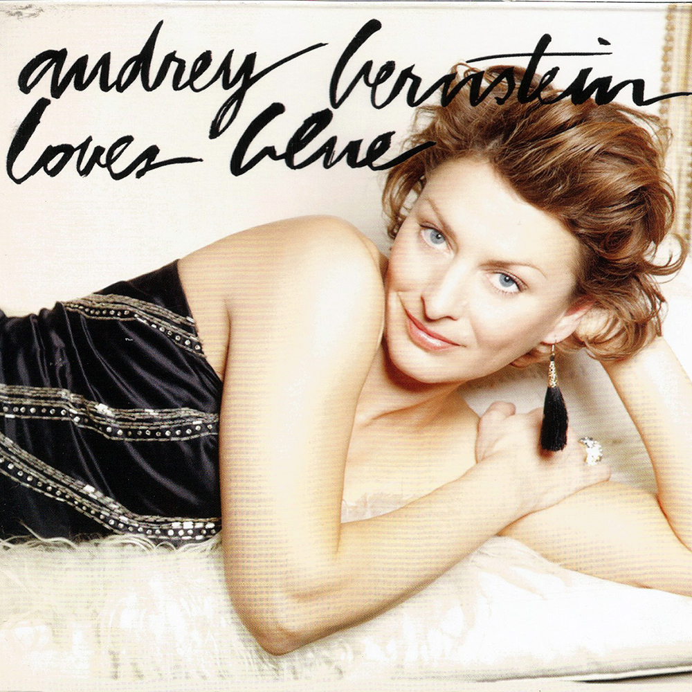 Audrey Bernstein Loves Blue album cover
