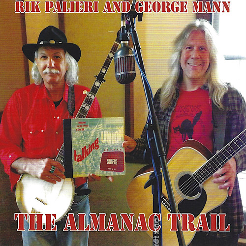 Rik Palieri and George Mann - The Almanac Trail - 2000.jpg