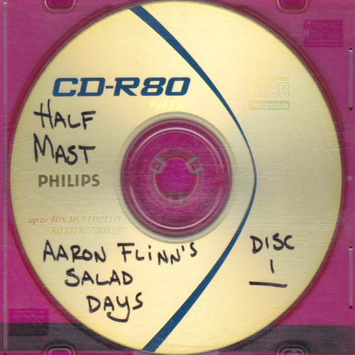 Aaron Flinn's Salad Days - Half Mast - 2000.jpeg