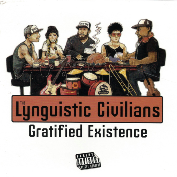 Gratified Existence album cover